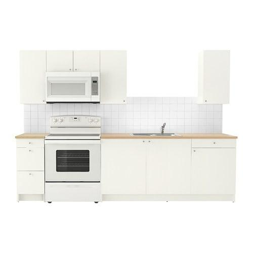 Hedendaags KNOXHULT - 492.477.93 - Kitchen, white | by IKEA of Sweden/Mikael VS-77